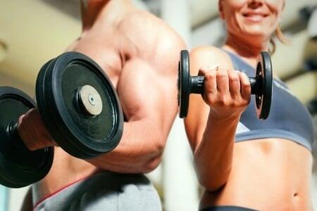 musculação - Força muscular
