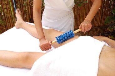 Massagem redutora - Estética