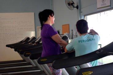 Treinamento - Personal Trainer