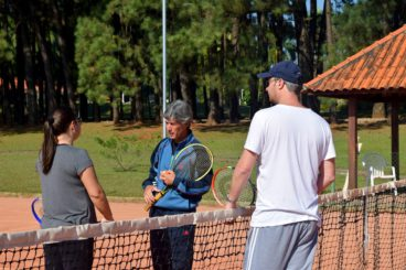 estilo de vida- Tênis - Esporte para todos