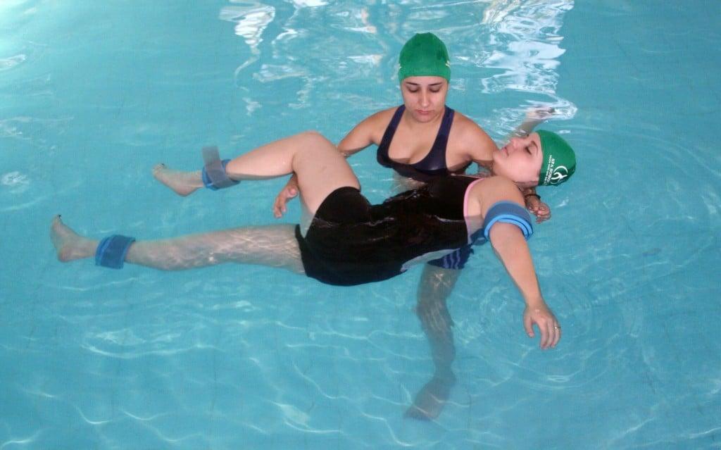 Hidroterapia - O que é Watsu