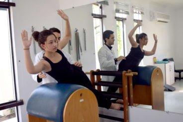 Pilates - Fisioterapia em SPA