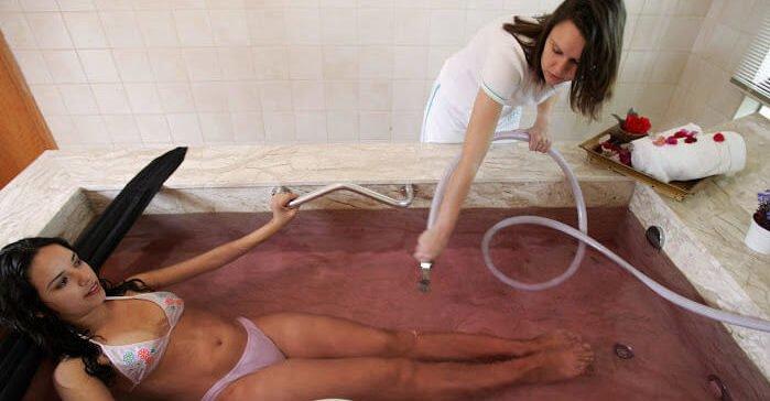 Spa Médico - Tratamento Hidroterapêutico