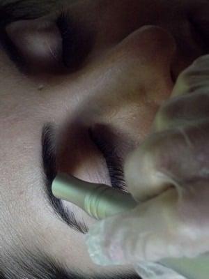 Maquiagem definitiva - Micropigmentação