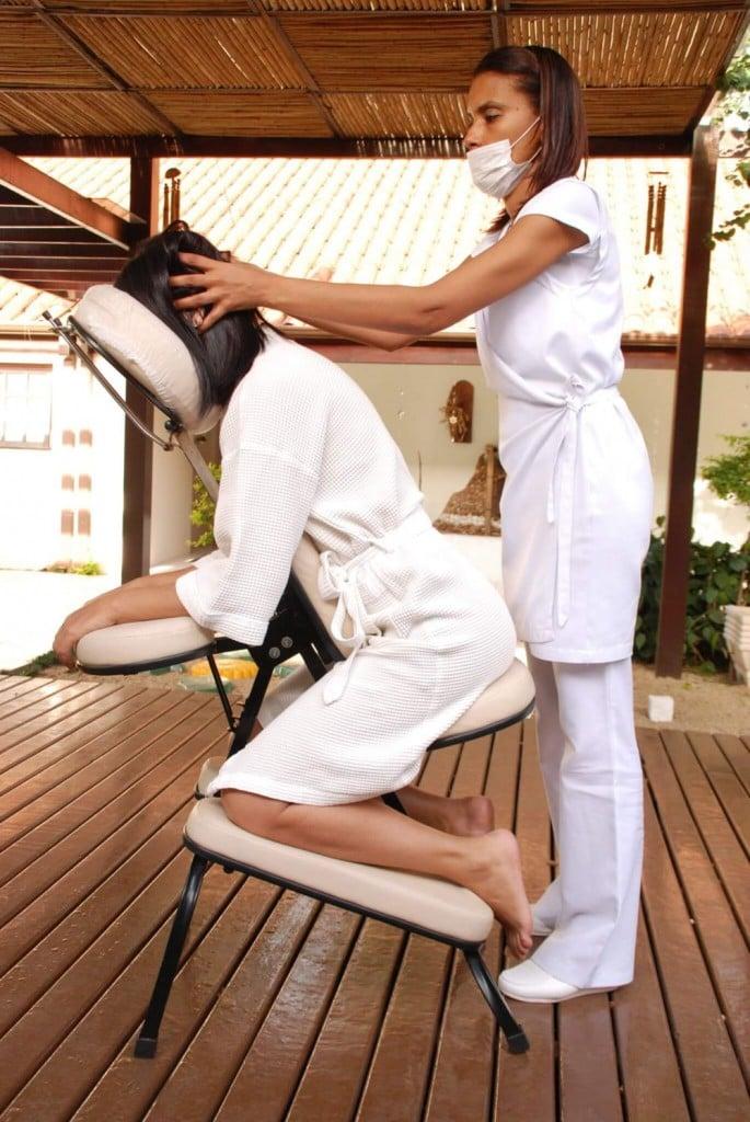 Quick Massage do spa