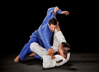 Arte marcial no Spa - Jiu-Jitsu
