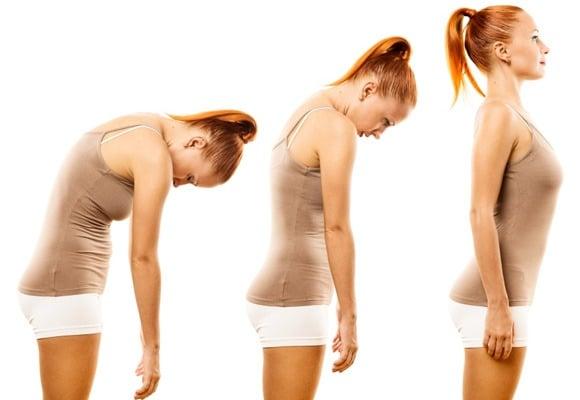 Dicas de posturas - Como melhorar a postura