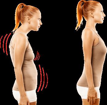 Dicas posturais - Como Melhorar a coluna