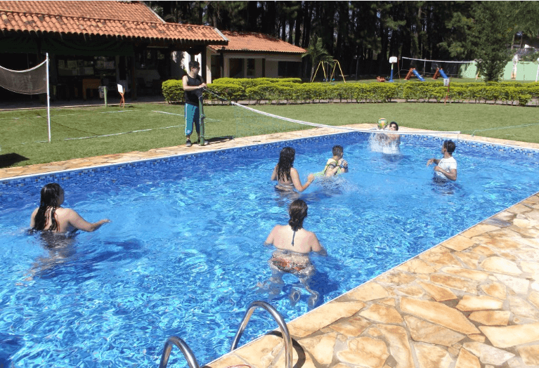 SPA Sorocaba - Área da Piscina