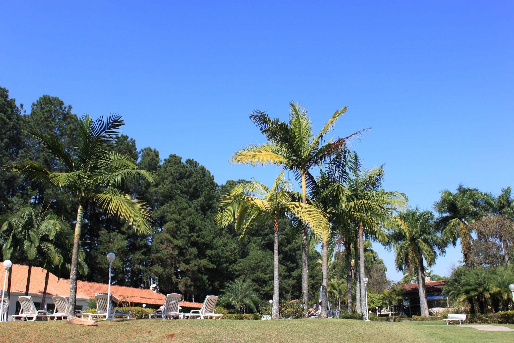 SPA Sorocaba - Piscinas - Area de Lazer - Area Aberta