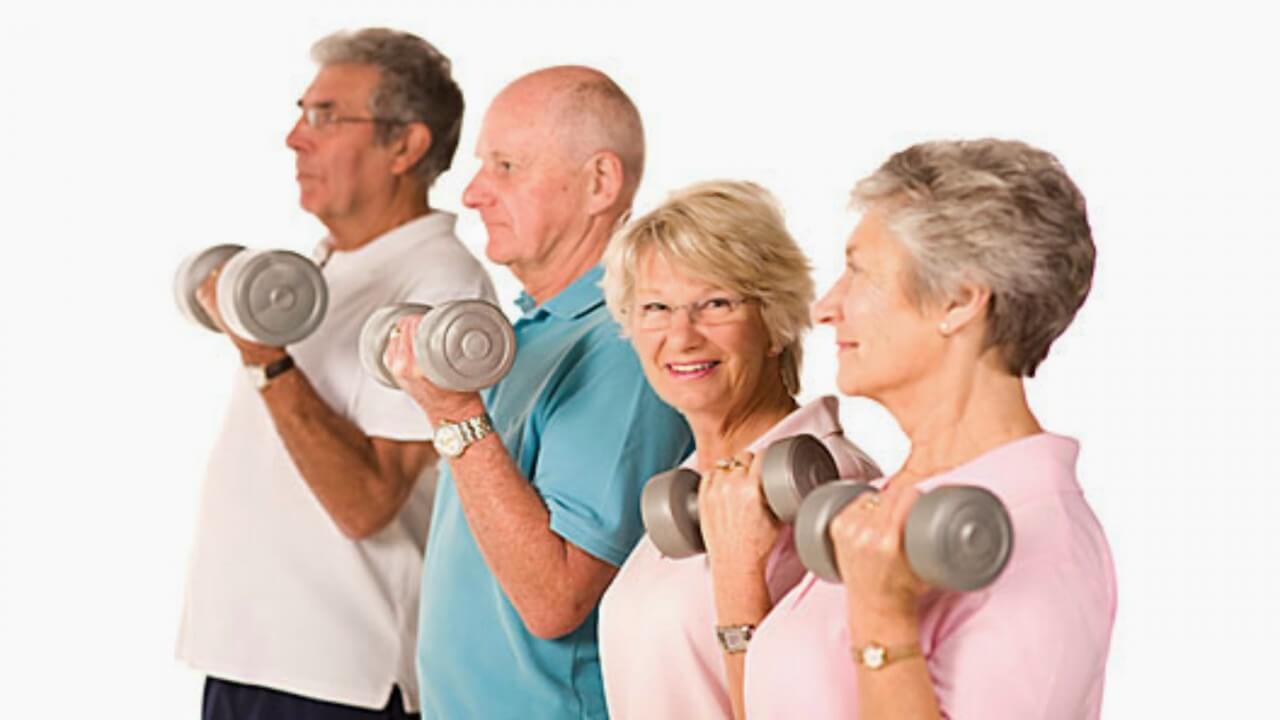 SPA para atividades Físicas