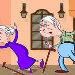 Você sabe porque o índice de quedas em idosos aumenta?