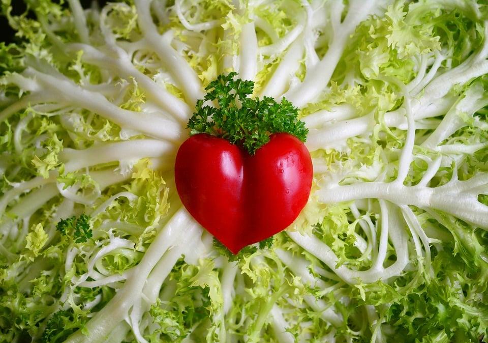 Comida Vegetariana e doenças no coração - Spa Sorocaba