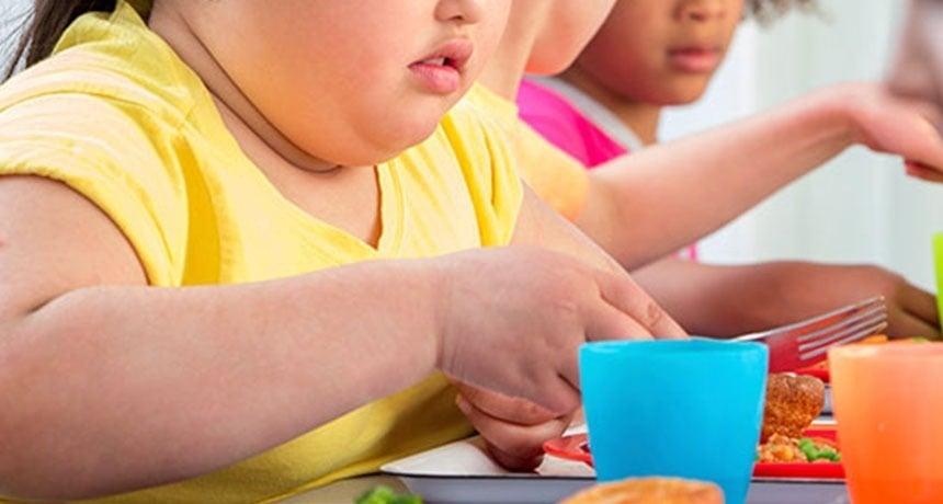 Obesidade Precoce
