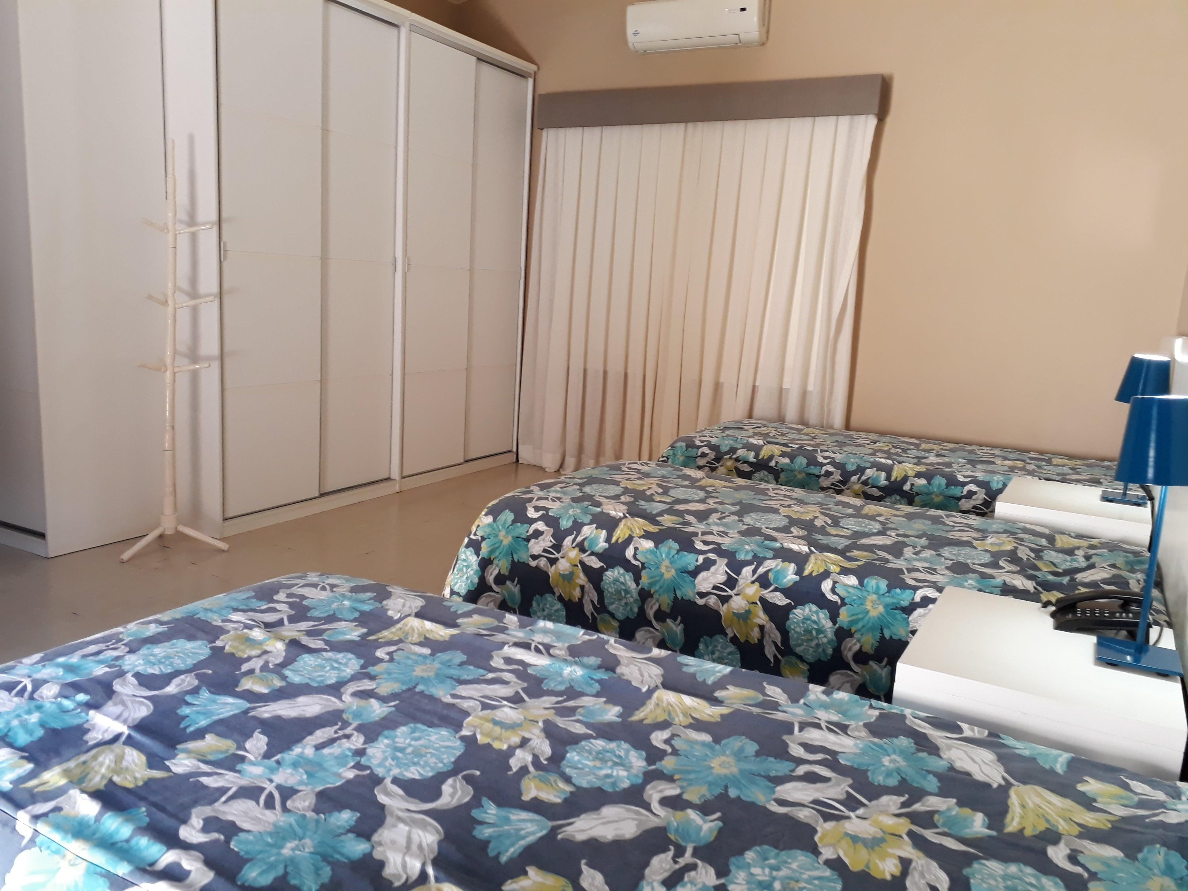 Foto suite tripla Spa sorocaba - Quarto