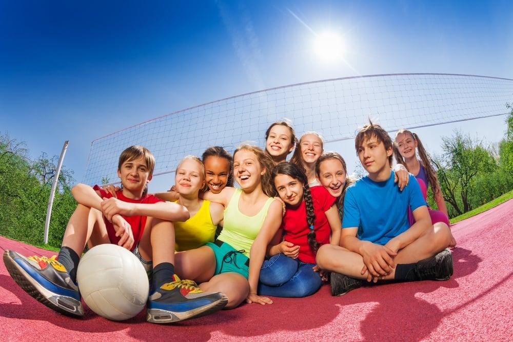 A importância dos Exercícios na Adolescência