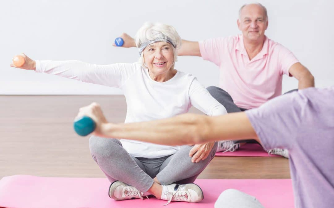 A prática dos Exercícios Físicos