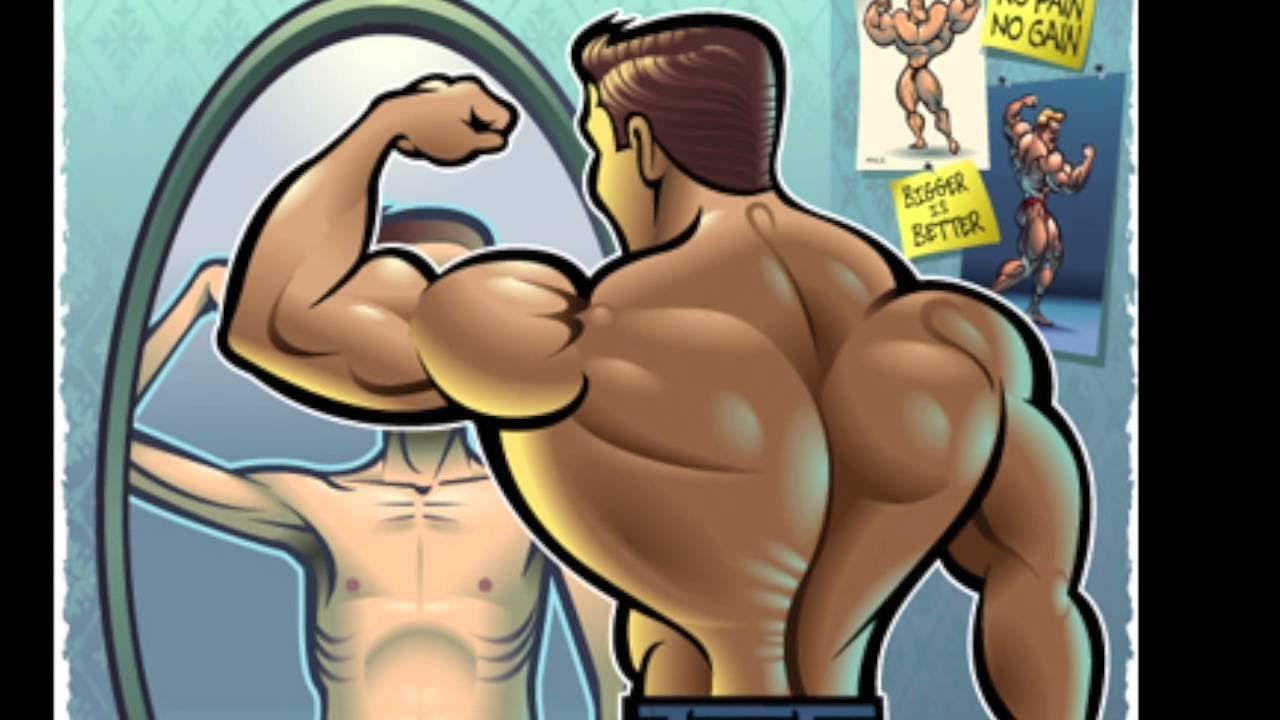 Dismorfia Muscular