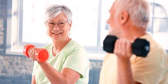 Envelhecimento e Exercícios