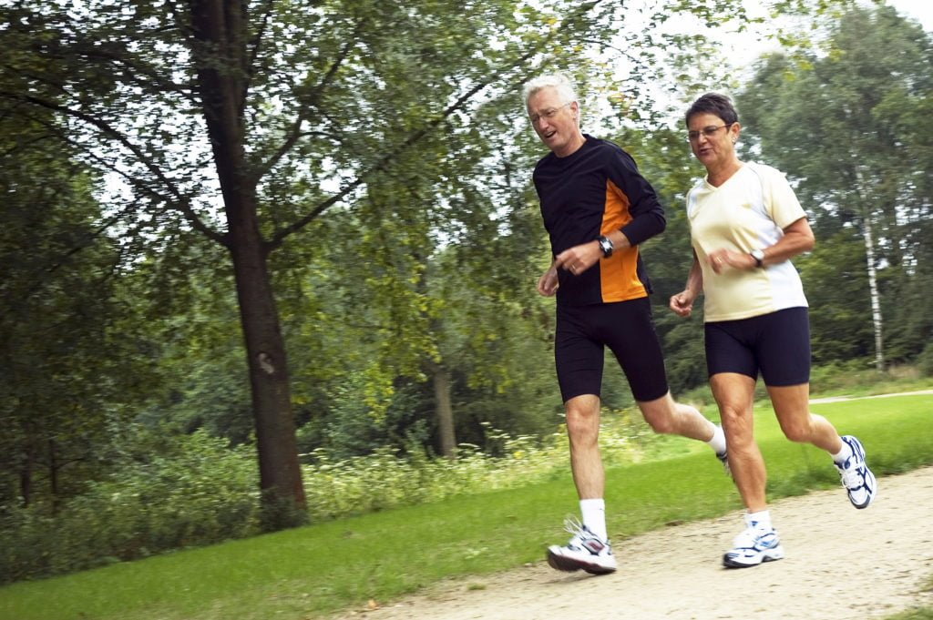 Exercícios e Envelhecimento