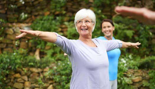 Exercícios eEnvelhecimento