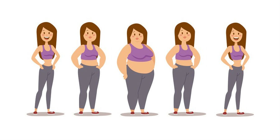 Você sofre com o efeito sanfona Saiba o porquê as dietas da moda não funcionam!